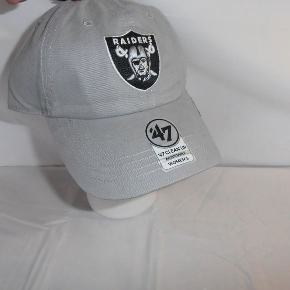 NFL Oakland Raiders Clean-Up Hat Cap New 13da62568